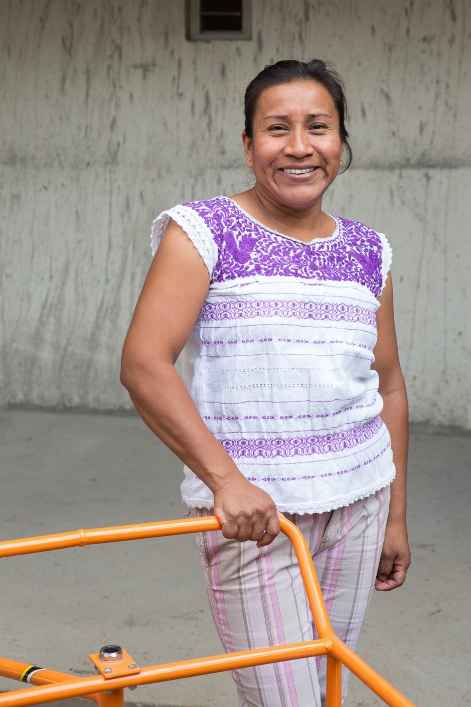 Angelica Martinez Perez Tomaltepec © Stephanie Knibbe-2237