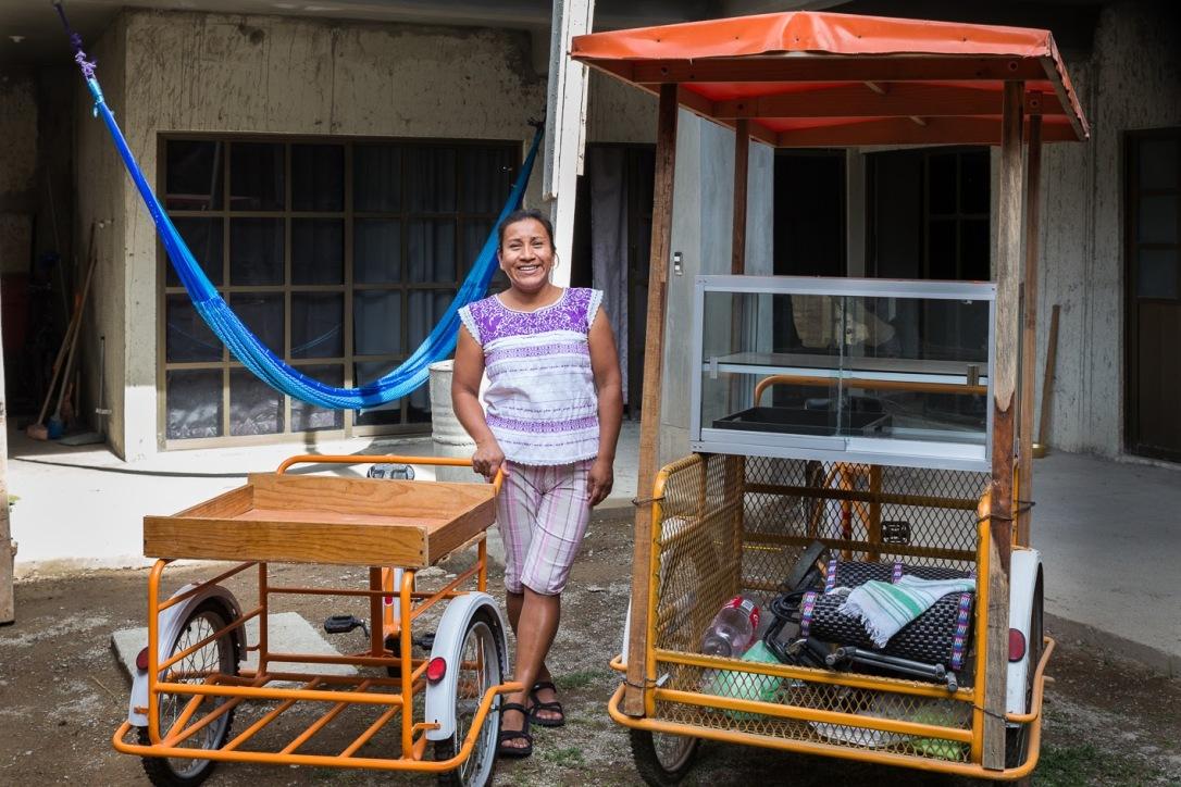 Angelica Martinez Perez Tomaltepec © Stephanie Knibbe-2241