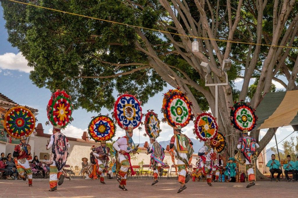 Danza de la Pluma, Teotitlán del Valle, Oaxaca